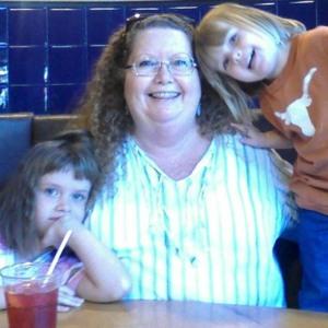 Lola Gma and Audrey CMkt 2009