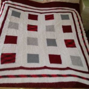 Kims blanket for Ash and Kieran