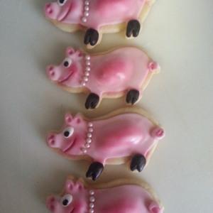 Piggy Cookies 2