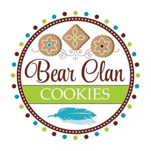 Bear Clan Cookies