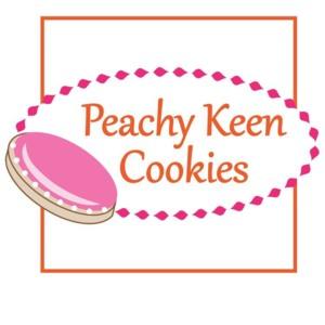 Peachy Keen Cookies