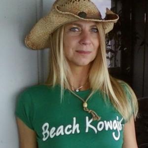 Beach Kowgirl