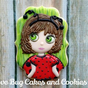 Love Bug Cookies