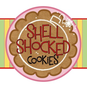 Shell Shocked Cookies