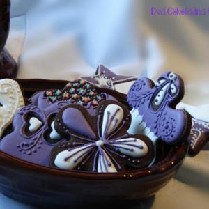 Dva Čokoladna Kolačića