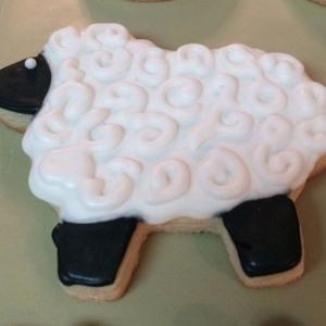 Polka Dot Cookies