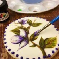 Michelle@Sugarprism Edible Food Paint