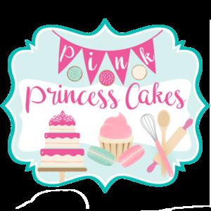 Pink Princess Cakes