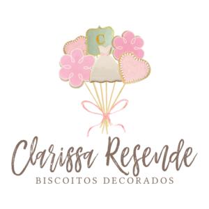 Clarissa Resende Biscoitos Decorados