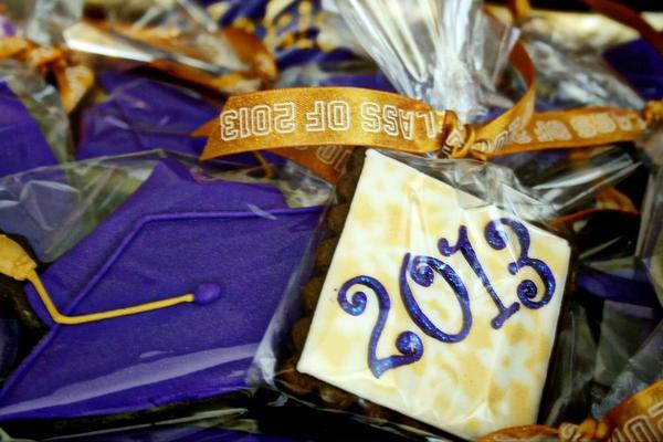 2013 Graduation Cookies
