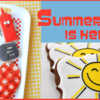 Top 10 Teaser - Summer Is Here!: Photos By Munchkin Munchies (left) and Yankee Girl Yummies (right)