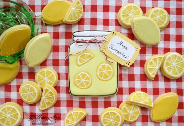 Happy Summertime Lemonade - Melissa Joy -6