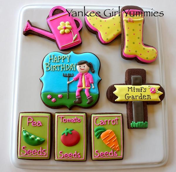 Garden Set for Mimi - Yankee Girl Yummies -7