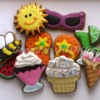 Summer Set: By Creative Cookies Belgrade