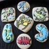 Fishy Fishy in the Brook: By Didi of 4 The Love of Cookies