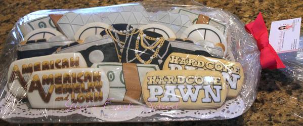Hardcore Pawn platter