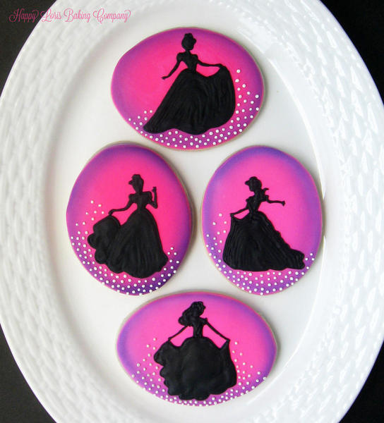 Princess Cookies -Happy Loris Baking Company -3