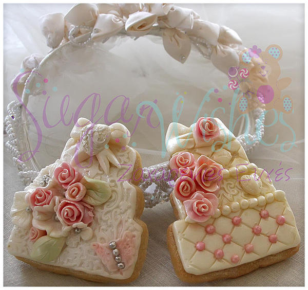 Wedding Cake - Tina at Sugar Wishes - 5