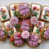 Spring Hippos: By Creative Cookies Belgrade