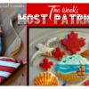 The Week's Most Patriotic Cookies: Images By Yankee Girl Yummies and The Sugar Tree