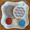 Patriotic Lace: By Amy Clough'D 9