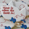 Home Is Where The Heart Is: By Sweet Melissa's Cookies