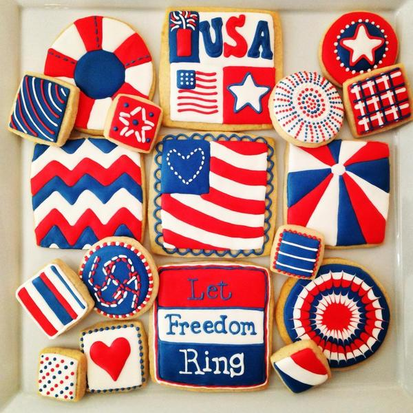4th of July-The Bungalow Baker -10