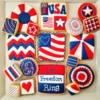 4th of July!: By The Bungalow Baker