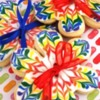Color Explosion: Cookies and Photo by Aymee VanDyke, The Wacky Cookie Company