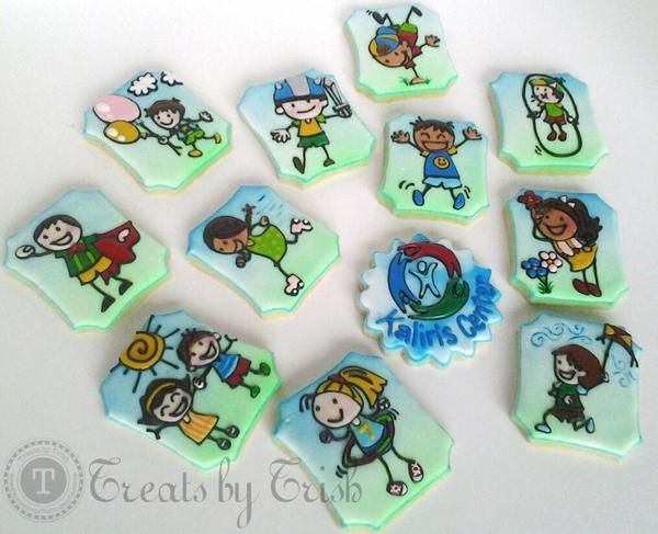 Kids At Play Treats by Trish 10