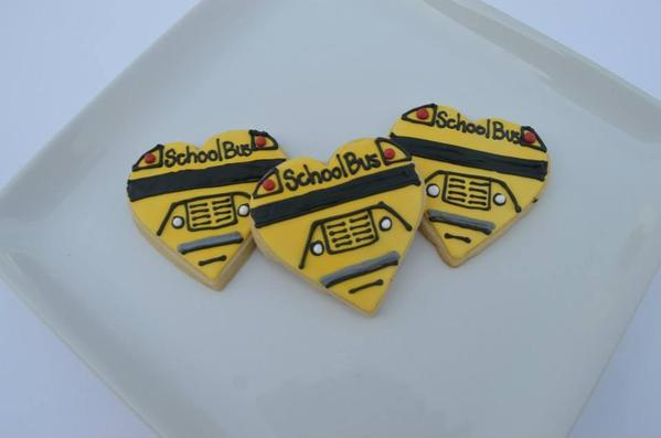 School Bus Hearts Baked by Rachel -8