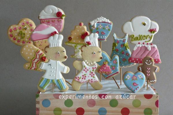 The Sweet Bakery_Patricia at Experimentos con Azucar_Bouquet