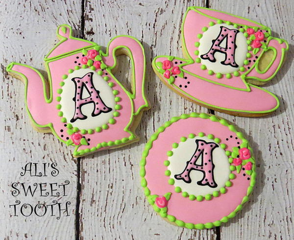 Tea Party Set - Alis Sweet Tooth - 8