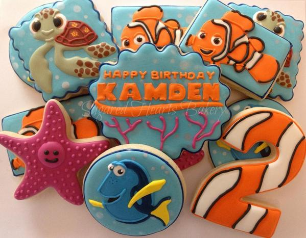 FindingNemo_Sugared Hearts Bakery - Character