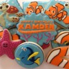 Finding Nemo: By Sugared Hearts Bakery