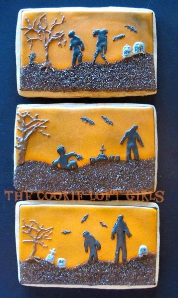 The Walking Dead - TriciaZ - The Cookie Loft Girls - 5