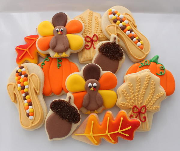 Autumn Variety Melissa - The Occasional Cookie - 6