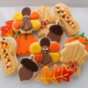 Autumn Variety: By Melissa at The Occasional Cookie