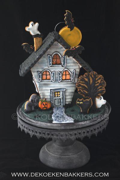 Haunted Gingerbread House - De Koekenbakkers - 8