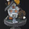 Haunted Gingerbread House: By De Koekenbakkers