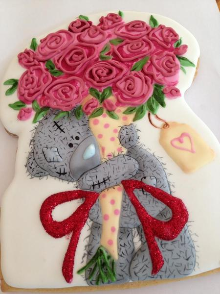 Tatty Teddy - By Maggie Loves Cookies - 2