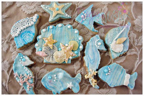 Summer's Sea by Tina at Sugar Wishes - 7