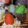 Game of Thrones Dragon Eggs: Cookies and Photo by Mike Tamplin