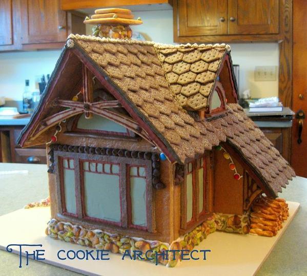 Adirondack Chalet - Cookie Architect - 1