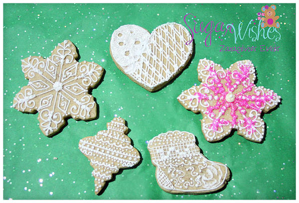 Christmas Gingerbread - Tina at Sugar Wishes - 4
