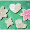 Christmas Gingerbread: By Tina at Sugar Wishes