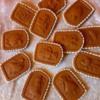 Twelve Days Gingerbread: By Helen at Epicurean Biscuits
