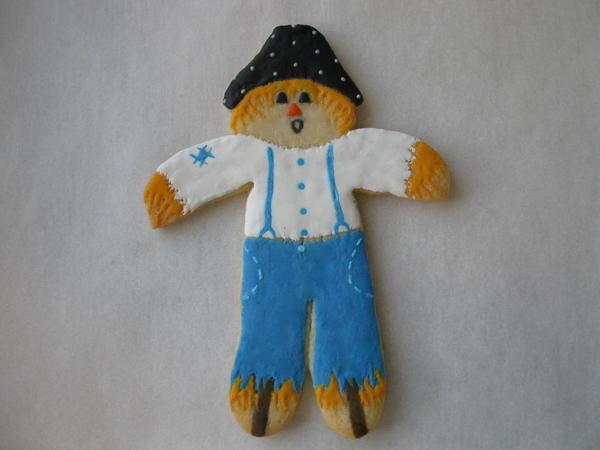 Scarecrow-Classic Cookies-3