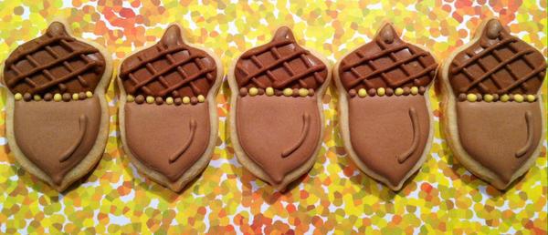 Acorns - Sweet Hill Cookies -7