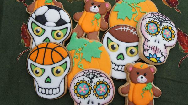 Sugar-Skulls